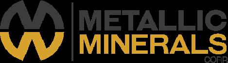 Metallic Minerals Corp. Logo Image