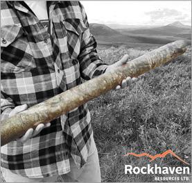 Rockhaven Resources Ltd. Presentation Thumbnail Image