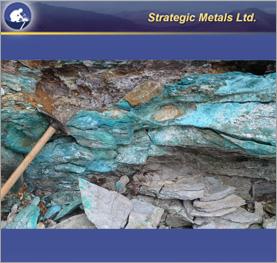 Strategic Metals Ltd. Presentation Thumbnail Image