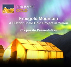 Triumph Gold Corp. Presentation Thumbnail Image