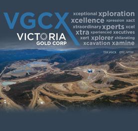 Victoria Gold Corp. Presentation Thumbnail Image