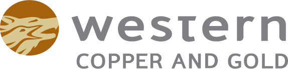 Western Copper and Gold Corp. logo