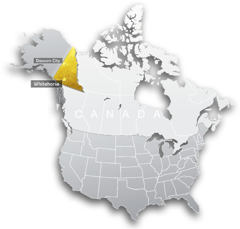 Yukon Map Image