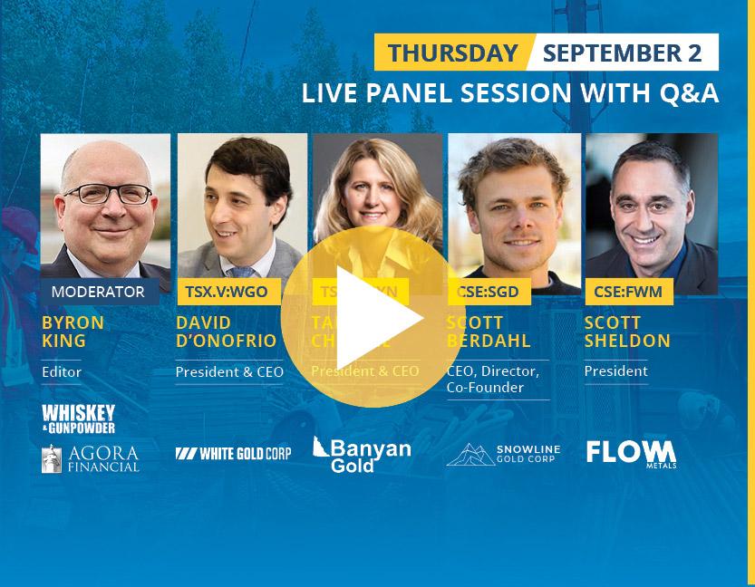 Invest Yukon - Exploration Investment Summit